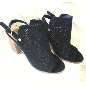 Target Dolce Vita laser cut heels 9.5